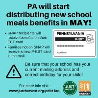 The pennsylvania child support system. Faq About 2020 2021 Pandemic Ebt P Ebt In Pennsylvania