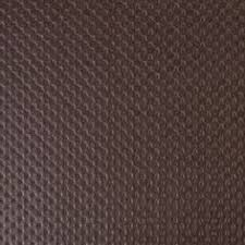 Vinyl Quilted Fabric 1/2  Foam Upholstery Backing - LEATHER BROWN ... & Vinyl Quilted Fabric 1/2