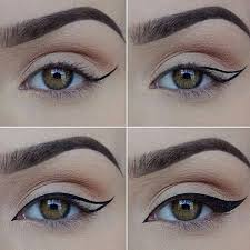 simple cat eye makeup tutorial how to do cat eye makeup perfectly tutorial with pictures