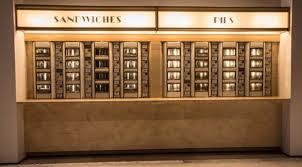 Automat Vending Machine For Sale New The Automat Vending Machines New York City Steve Stollman Horn And