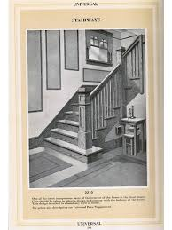 out of print early 20th century universal millwork design book no 20 distributed by american sash and door company kansas city