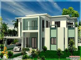 Flat Roof Modern House Contemporary House Plans Flat Roof Modern Classic Flat  Roof House Design