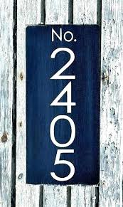 house numbers plaques modern house bers ber plaques signs address sign glass diy wood house number house numbers plaques