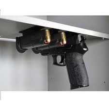 Gun Safe Magnetic Magazine Holder Custom Gun Storage Solutions MultiMag Gun Magnet MULTMAG32