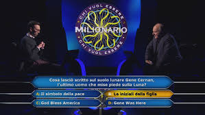 Chi vuol essere milionario?: Enrico Remigio conferma la sua risposta alla  domanda da 1 milione di euro! Video