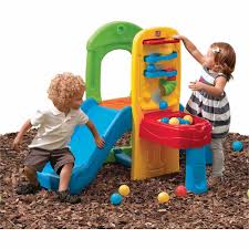 The Plastic #PlaygroundEquipment is made using HDPE or high ...