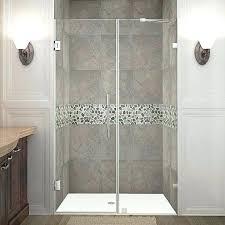 delta glass shower door installation delta shower doors installation medium size of glass door levity shower
