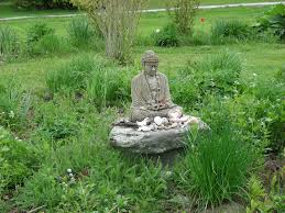 buddha garden statue. Whatever You Decide If Choose A Buddha Statue For Your Garden Is To Ensure The Siting And Platform Are Harmonious In Keeping With Serenity