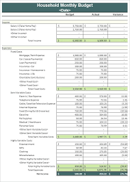 microsoft word budget template home budget template home budget spreadsheet free home budget