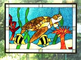 stain glass turtle stained glass sea turtle stained glass sea turtle colorful sea turtle stained glass