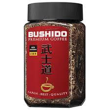 """Купить <b>Кофе растворимый BUSHIDO</b> """"Red Katana ..."""