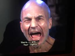 4 Lights Picard Imgur The Magic Of The Internet