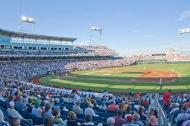 Td Ameritrade Field Seating Chart Td Ameritrade Park College World Series Creighton