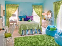 Contemporary Blue Bedroom Decorating Ideas For Teenage Girls Awesome Kids Concept
