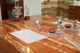 Natural Stone Counter Tops. Marble Bathroom Counter top