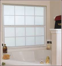 Frosted Glass Window Film - Privacy