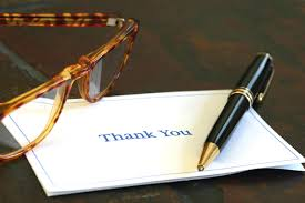 The Importance Of The Post Interview Thank You Letter