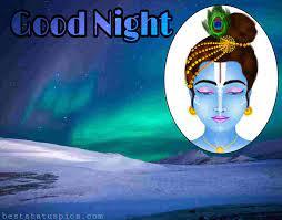 Good Night Jai Shree Krishna Images HD ...
