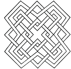 Coloring Pages Cool Coloring Pages Easy Geometric Page Design To
