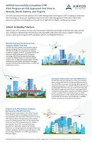 Faa Near Vision Acuity Chart Unmanned Traffic Management Pilot Program Faa Drone Flight