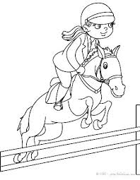 horses jumping coloring pages. Brilliant Horses Horse Jumping Coloring Pages Horseback Riding  Show  On Horses I