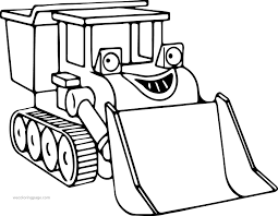 Images Of Bob The Builder Coloring Pages Muck Wwwindustriousinfo