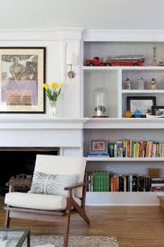how to decorate bookcase fireplace wall with book case ideas built ins around cost ikea billy