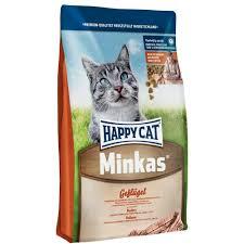 <b>Happy Cat Minkas</b> Geflugel Poultry Dry Cat Food | Kohepets
