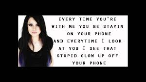 Fuck youthe girl verson lyrics