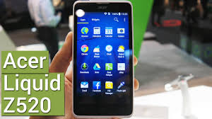 Menghadirkan kembali smartphone acer terbaru, liquid z520. Acer Liquid Z520 Ponsel Stylish Dengan Os Android Terbaru