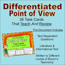 167 best Point of View images on Pinterest   Teaching reading ...