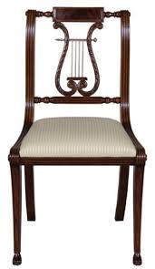 Casa Padrino Luxury Baroque Dining Chair Brown Gold 63 X