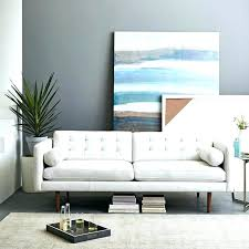 used west elm furniture. West Elm Furniture Reviews Used Outstanding Mid Century Leather Sofa Pertaining .