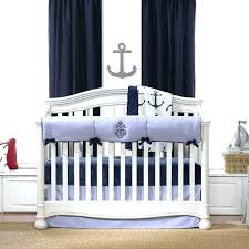 nautica crib bedding set nautical sets decoration with regard to design 14