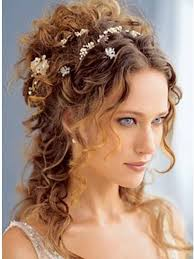 Curly Hair Style Up curly hair up styles for wedding 78 best ideas about curly wedding 4556 by wearticles.com