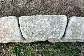 garden edging stone. Edging Stones From Lowe\u0027s Garden Stone C