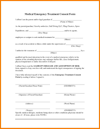 Child Medical Consent Form For Grandparents Free Printable Child Medical Consent Form Actor Resumed For