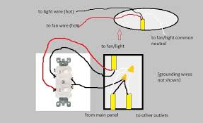 double wall switch wiring diagram how to install a new light switch at Wall Switch Wiring Diagram
