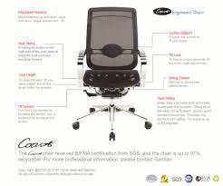 make office chair more comfortable. Designer Comfortable Relax Boss Chair High Back Ergonomic Office Make Old More Htb1ub4shpxxxxbsxfxxq6xx T