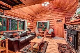 Log Cabin Living Room Concept New Inspiration Ideas