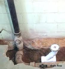 installing basement bathroom basement shower drain how to install basement bathroom plumbing full image for installing installing basement bathroom