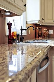 how to clean how to remove hard water stains from granite countertops