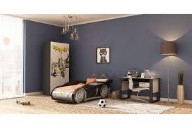 Kinderzimmer Mit Autobett Batman 3 Teilig Interdesign24de