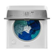 High Efficiency Clothes Washers Mvwb835dwmaytag 53 Cu Ft High Efficiency Top Load Washer White