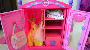 Build A Bear Bedroom Furniture Build A Bear Beararmoire Fashion Case Review Youtube