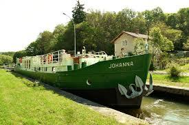 johanna | hotel barge johanna| Barging in champagne| canal ...
