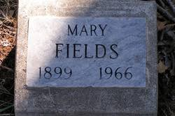 Mary Fields (1899-1966) - Find A Grave Memorial