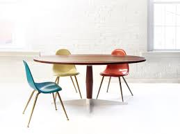 stunning modern table and chairs 12 charming round pedestal dining 18 ideas collection endearing mid century for at on of