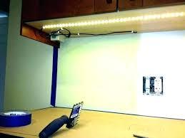 under cabinet led strip lighting tape lights kitchen cupboard