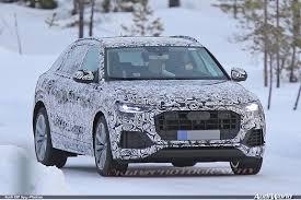 Caught Testing: Upcoming Audi Q8 SUV - AudiWorld